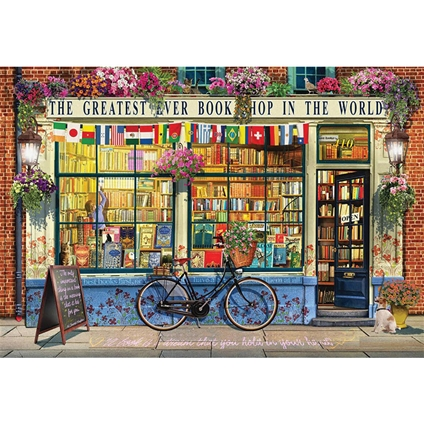The Greatest Bookshop in the World