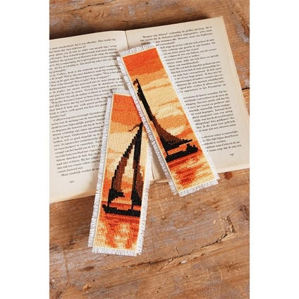 Sailing At Sunset Bookmarks