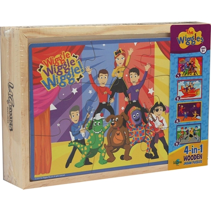 The Wiggles Jigsaw Set