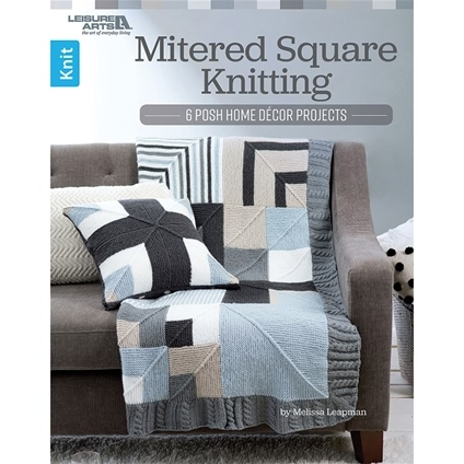 Mitred Square Knitting
