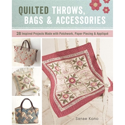 Quilted Throws  Bags & Accessories
