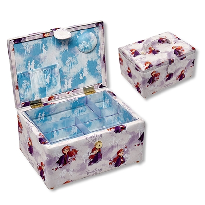 Anna Sewing Basket Medium