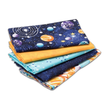Constellations Fabric Pre-Cuts