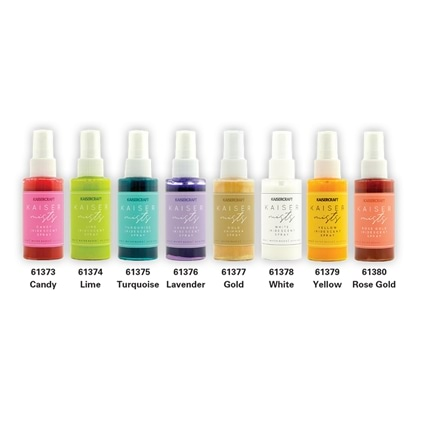 Kaiser Spray Mists